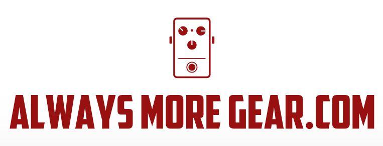 Always More Gear logo